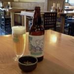 群馬の地ビール(ピルスナー)